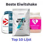 top 10 beste eiwitshakes