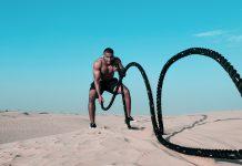 man met touw testosteron verhogen