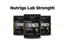 nutrigo lab strength hl