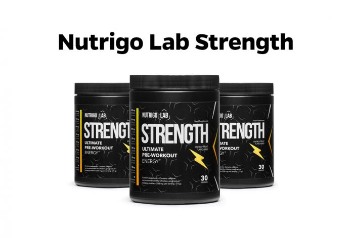 nutrigo lab strength hl